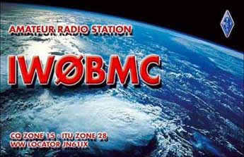 QSL image for IW0BMC