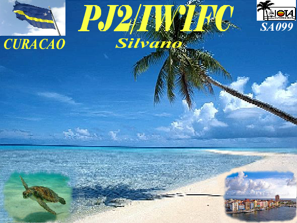 QSL image for IW1FC