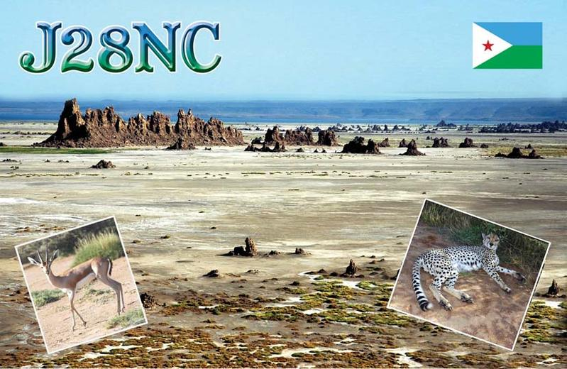 QSL image for J28NC