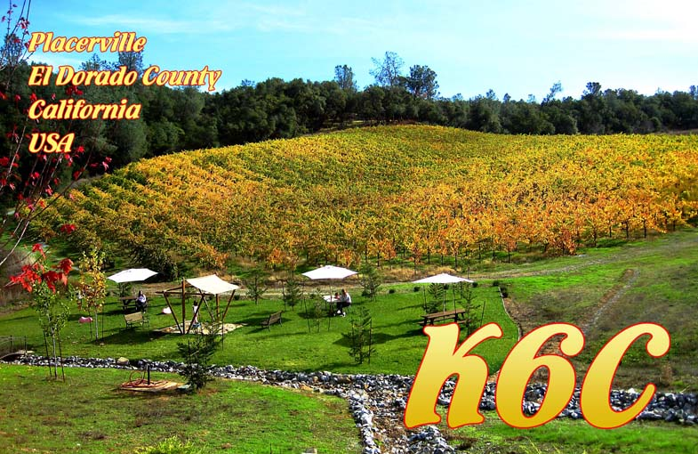 QSL image for K6C