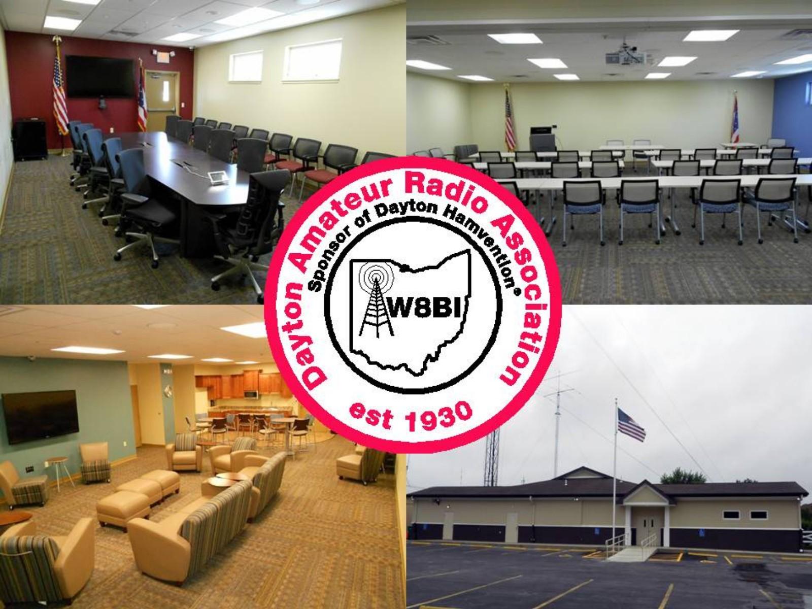 Dayton Amateur Radio Association Clubhouse