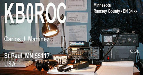QSL image for KB0ROC