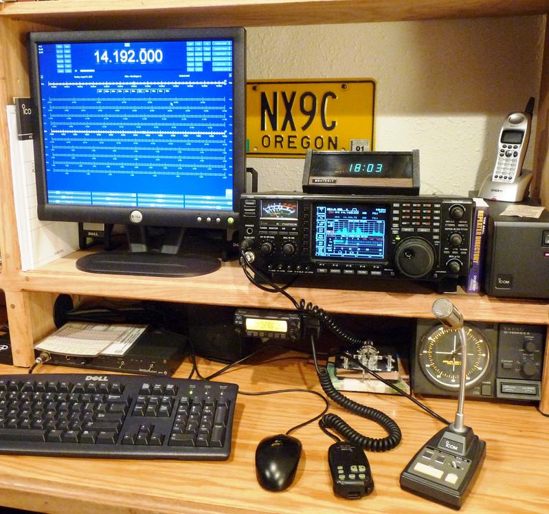 QSL image for NX9C