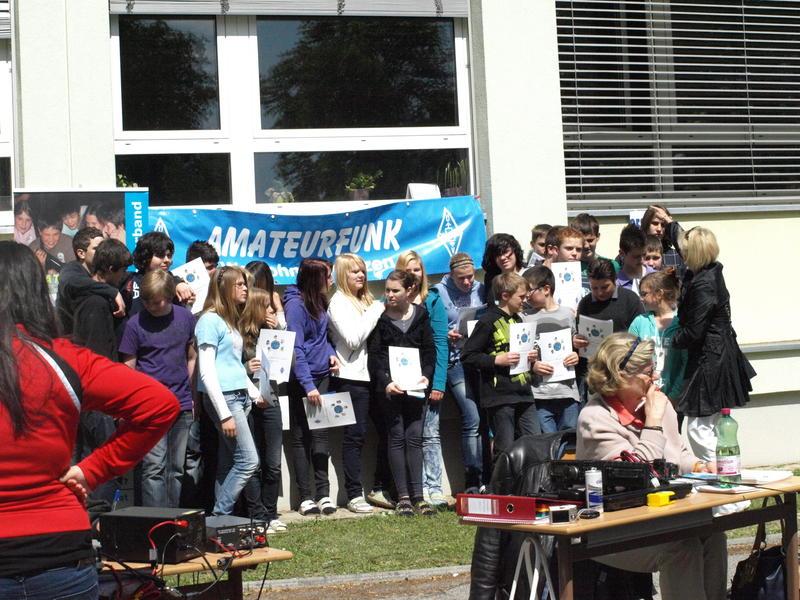 Europatag der Schulstationen 5.Mai 2011
