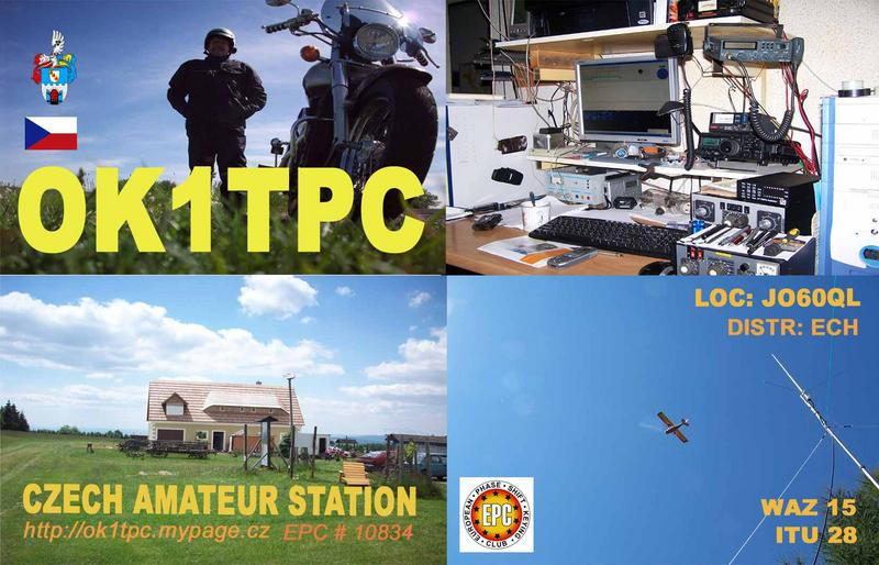 QSL image for OK1TPC