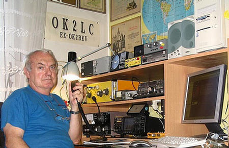 QSL image for OK2LC