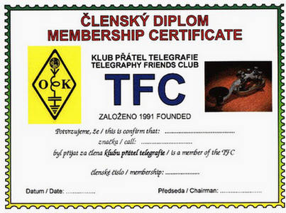 QSL image for OK5TFC