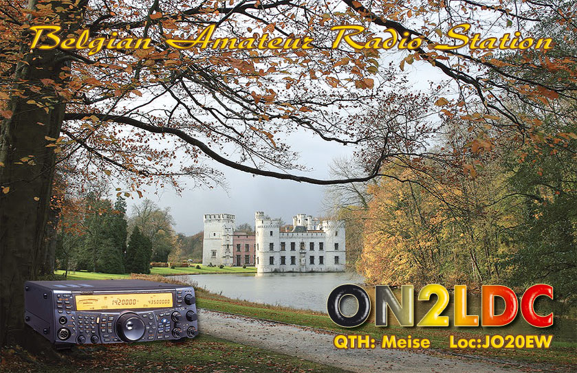 QSL image for ON2LDC