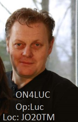QSL image for ON4LUC