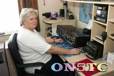QSL image for ON5TC