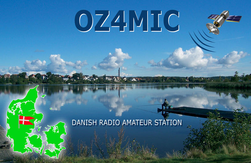 QSL image for OZ4MIC