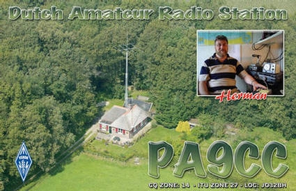 QSL image for PA9CC