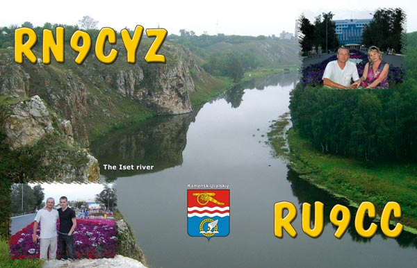 QSL image for RU9CC