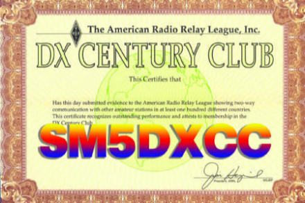 QSL image for SM5DXCC