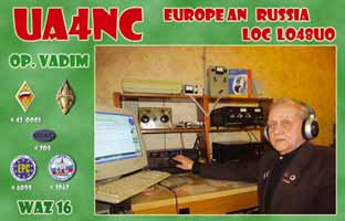 QSL image for UA4NC