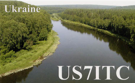 QSL image for US7ITC