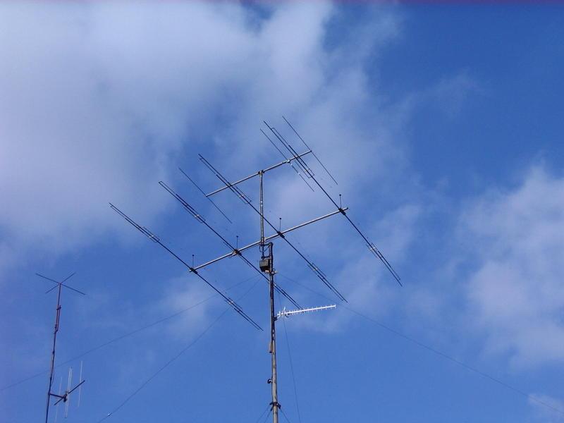 My antenna KT-34A