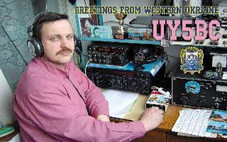 QSL image for UY5BC