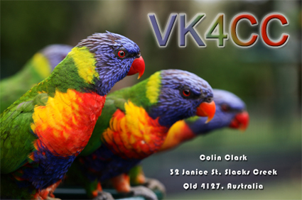 QSL image for VK4CC