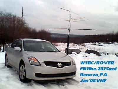 QSL image for W3BC