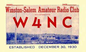 QSL image for W4NC