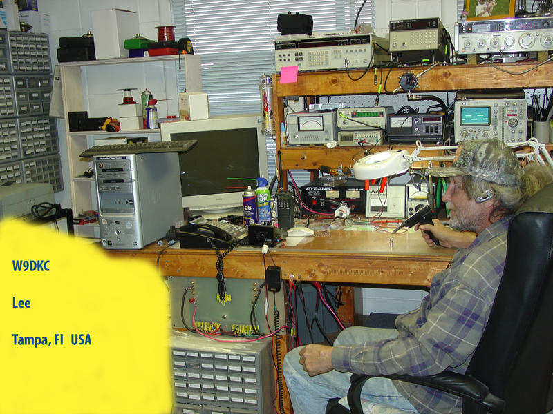 QSL image for W9DKC