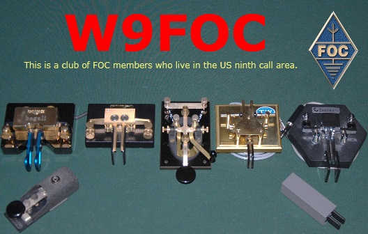 QSL image for W9FOC