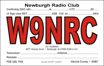 QSL image for W9NRC