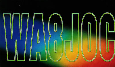 QSL image for WA8JOC