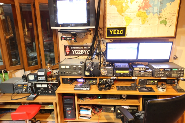 QSL image for YC2BYC