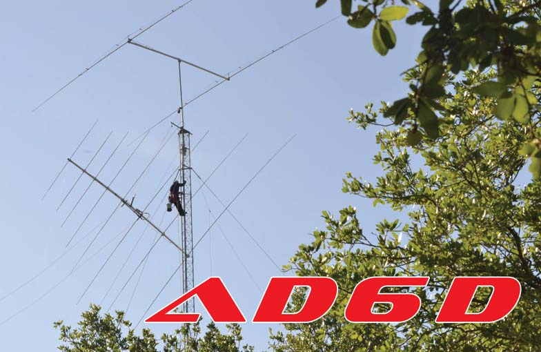 QSL image for AD6D