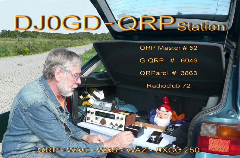 QSL image for DJ0GD