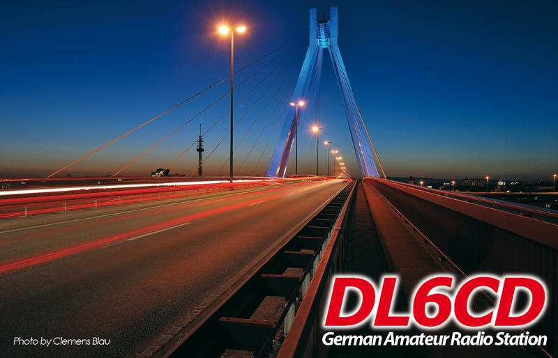 QSL image for DL6CD