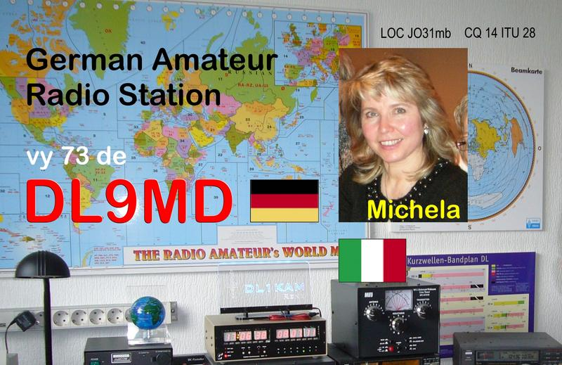 QSL image for DL9MD