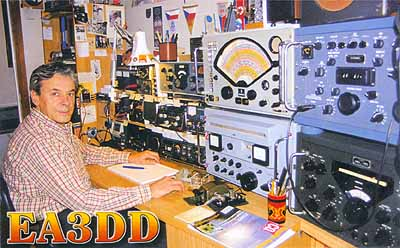 QSL image for EA3DD