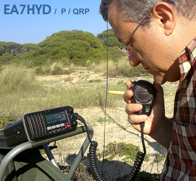 QSL image for EA7HYD