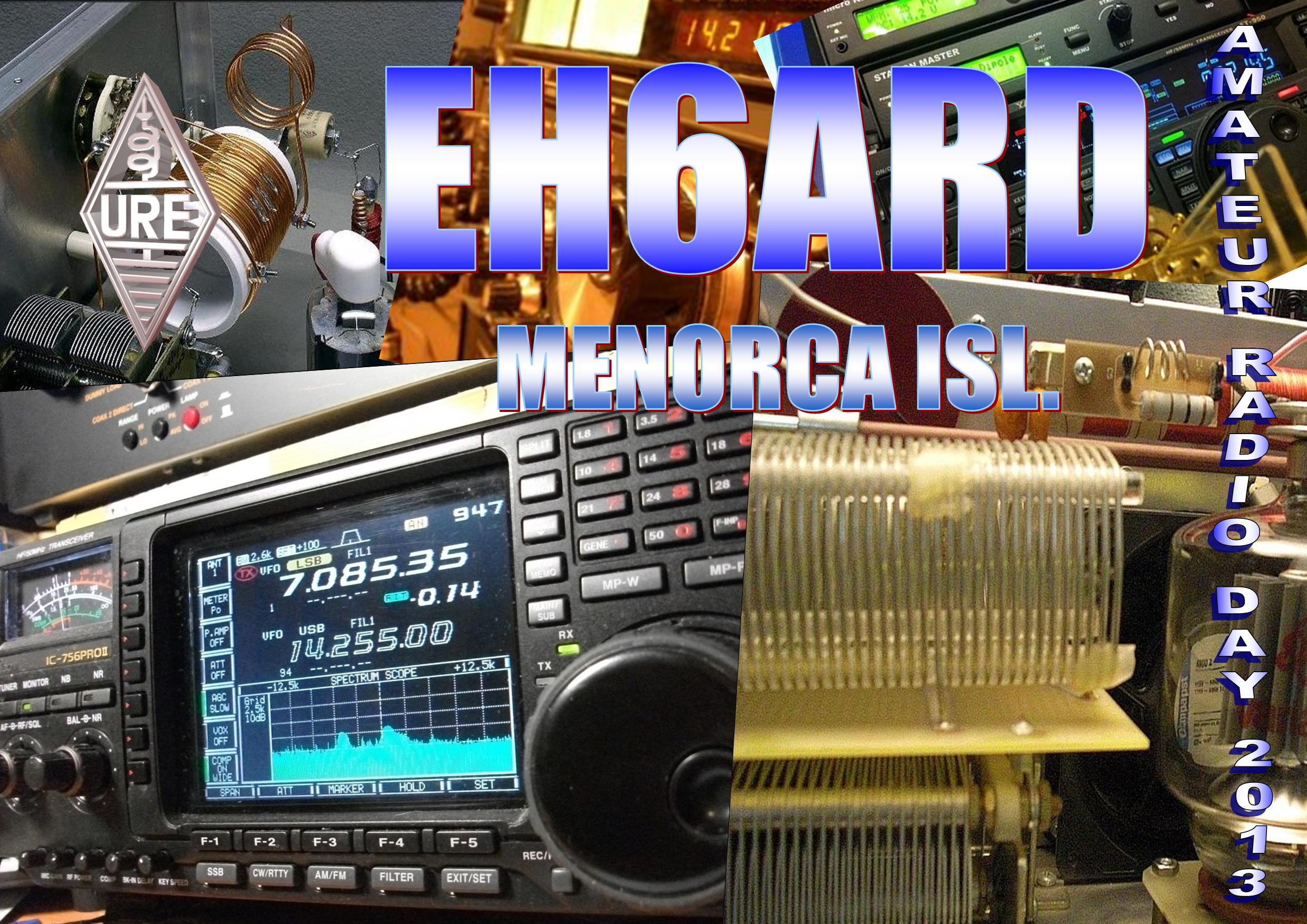 QSL image for EH6ARD