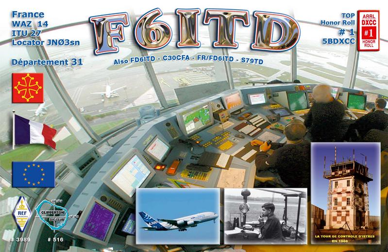 QSL image for F6ITD