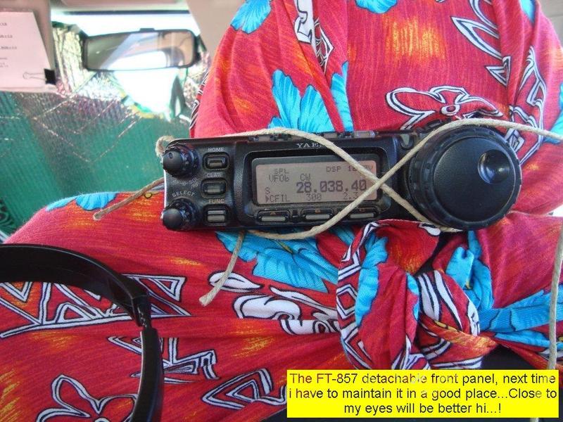 YSK-857 remote control