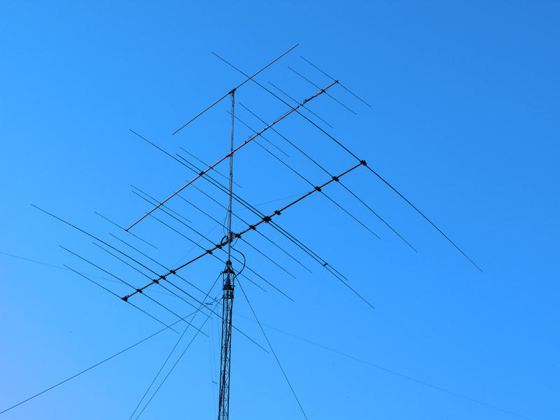 Force 12 C31XR, Trident 8 Element 6 metre yagi,