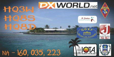 QSL image for HQ8D
