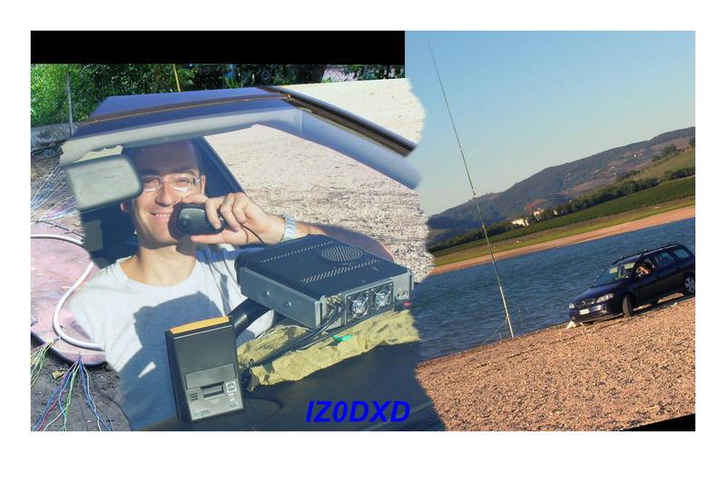 QSL image for IZ0DXD