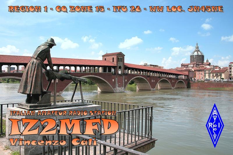 QSL image for IZ2MFD