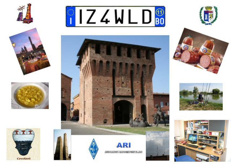 QSL image for IZ4WLD