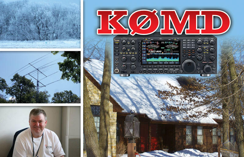 QSL image for K0MD