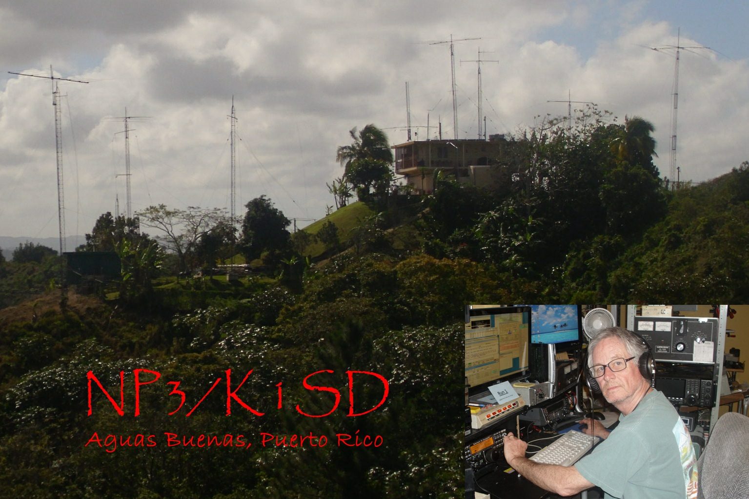 QSL image for K1SD