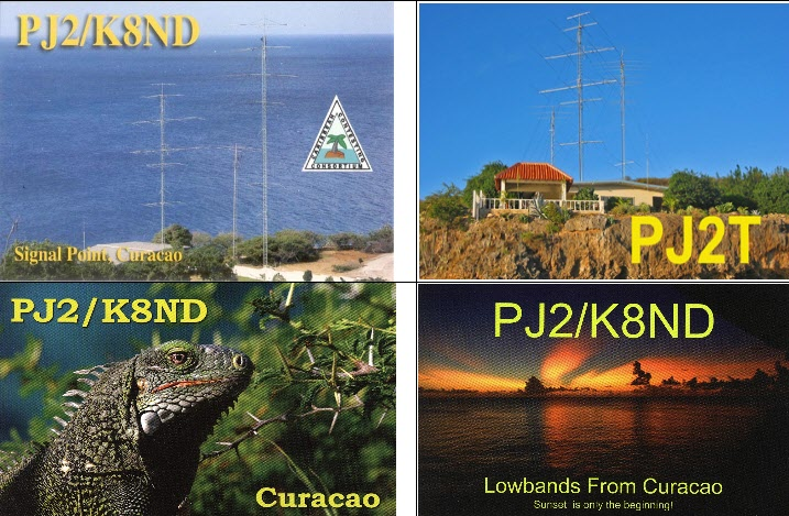 QSL image for K8ND
