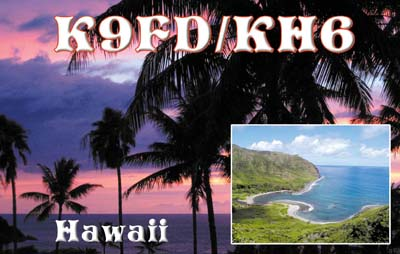 QSL image for K9FD