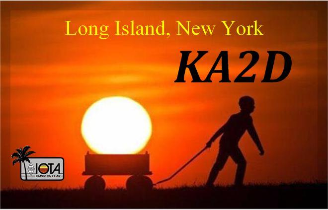 QSL image for KA2D
