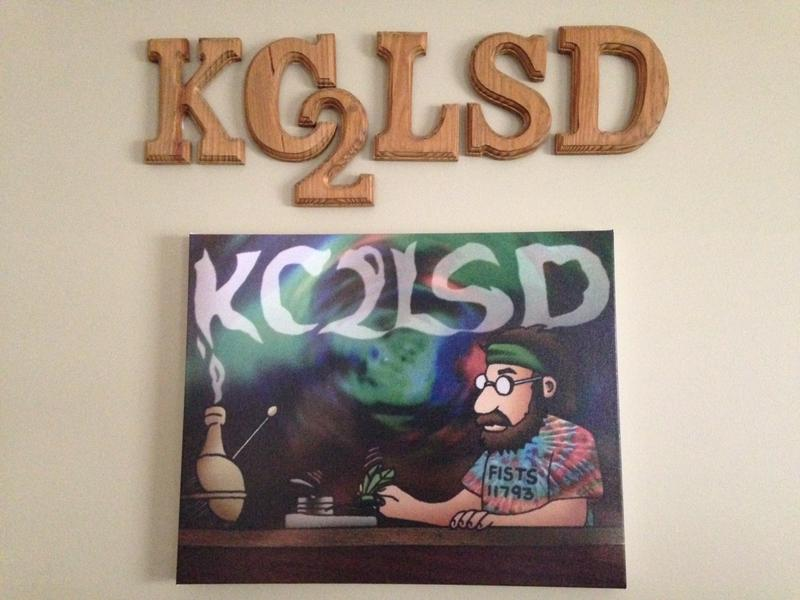 QSL image for KC2LSD